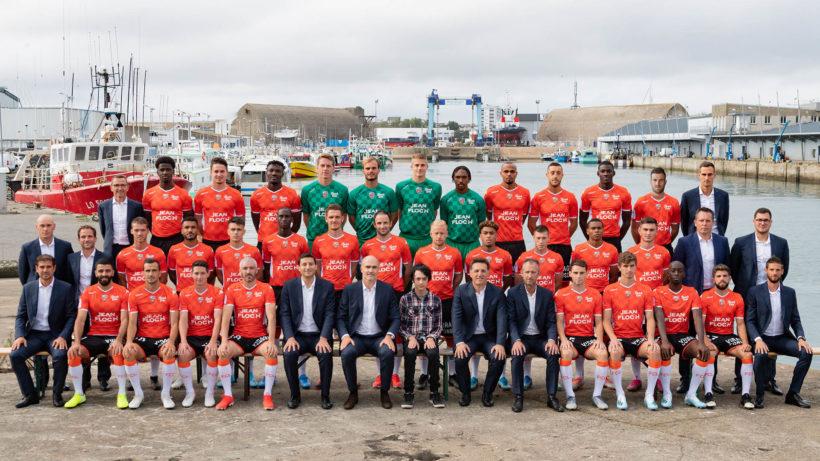 Photo Officielle du FC Lorient  / Saison 2019/20